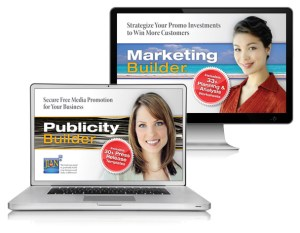 strategic marketing planning software and public relations management app with sample press release templates