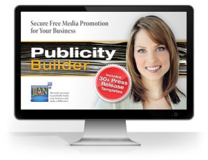 Public relations management software with sample press release templates