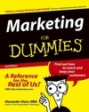 marketing for dummies book software template