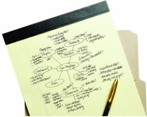 BizPlanBuilder business planning software helps you develop a vision statement for your business