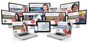 JIAN small business software template
