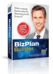 BizPlanBuilder Business Plan Software Template bizplan liveplan pro free
