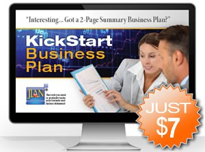 summary business plan software app for investors to raise capital