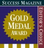 Success magazine Gold Medal Award