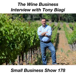 Tony Biagi small business interview