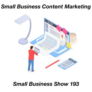 content marketing for your small business