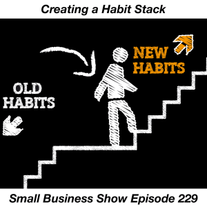 create a habit stack for success