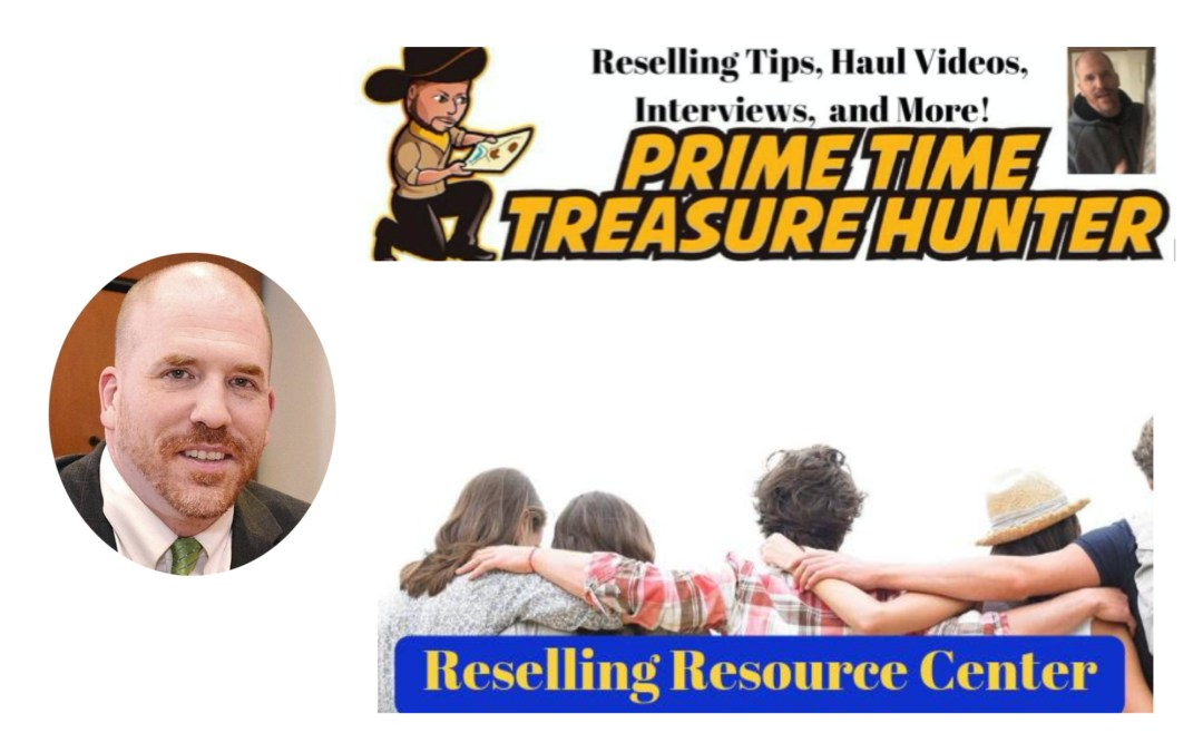 Interview with Dominic Carone – Prime Time Treasure Hunter – Small Business Show 249