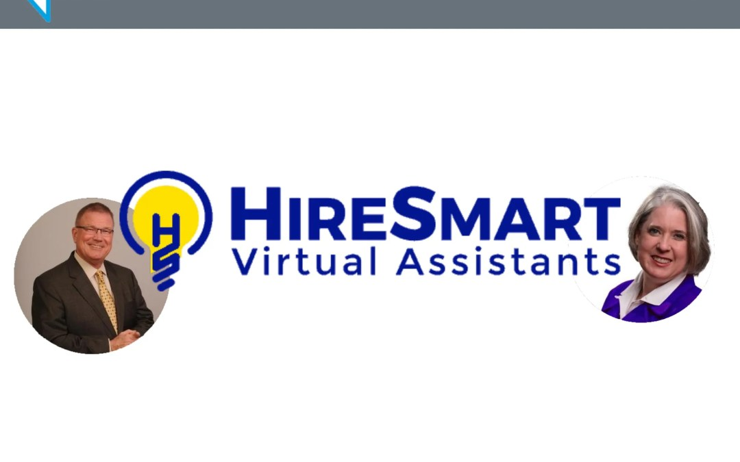 Anne and Mark Lackey of HireSmart Virtual Assistants – Small Business Show Episode 277
