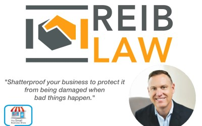 Scott Reib – Founder of Reib Law – Small Business Show Episode 280