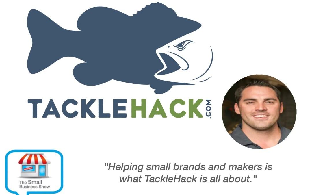 Adam Gifford – Founder of TackleHack.com – Small Business Show Episode 289