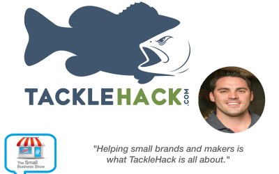 Adam Gifford – Founder of TackleHack.com – Small Business Show Episode 289