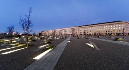 Memorial para el 11-S en el Pentágono. Foto: Valerio Santarelli