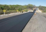 """L'""""asfalto di ardesia"""" nel suo impiego. Foto: Micapel"""