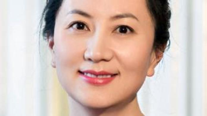 """Meng Wanzhou, Huawei Technologies Co Ltd""""s chief financial officer (CFO), is seen in this undated handout photo obtained by Reuters December 6, 2018"""