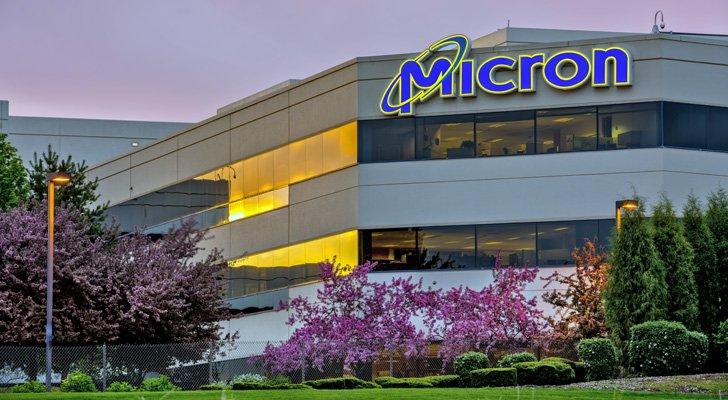 Top Stocks of 2018 No. 9:Micron Technology (MU)
