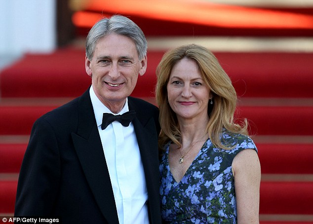 Between 2003 and 2010, Hammond and his wife Susan received dividends worth £3.75million from Castlemead