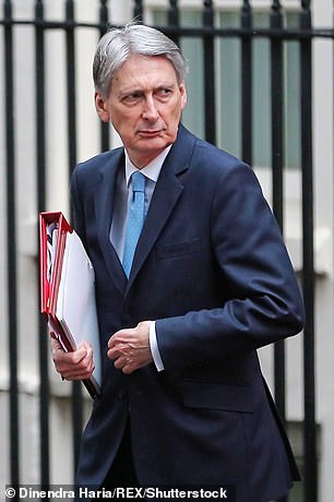 'Careless': Critics said Philip Hammond should set an example