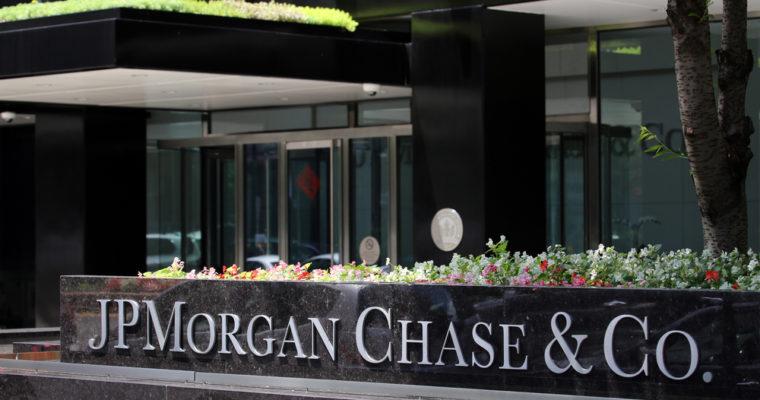 JPMorgan Blockchain ICO Cryptocurrency