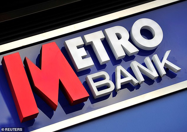 Shortfall: Metrorealised last week it had underestimated the amount of reserves needed to guard against the risk of commercial and buy-to-let property loans going sour