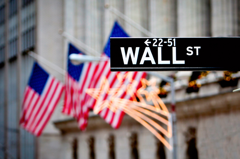 U.S. shares mixed at close of trade; Dow Jones Industrial Average up 0.05%