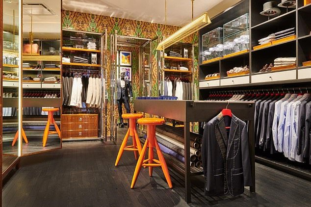 The man behind Suitsupply reveals how he built a €300m