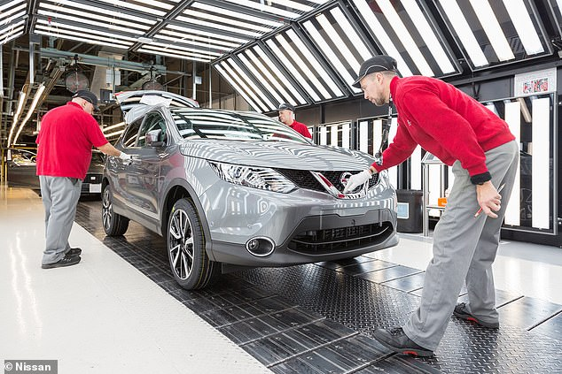 Despite Nissan being one of the biggest employers in the area and possibly impacted by Britain's divorce from the EU, more than 3 in 5 locals voted leave
