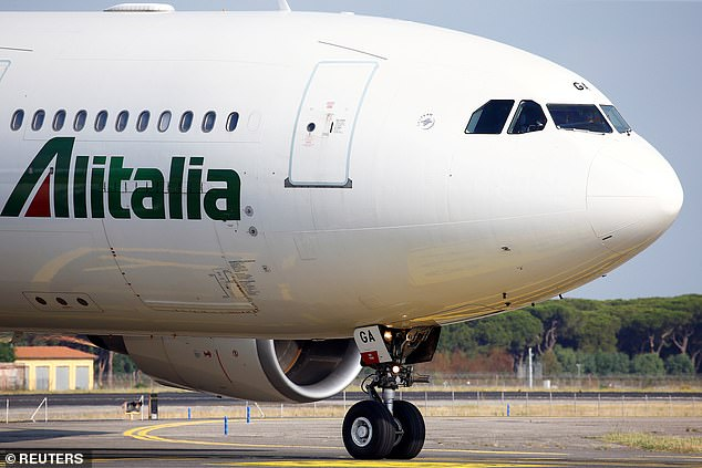 Target: Easyjet confirmed last night it is discussion with Delta Airlines and Italian rail operator Ferrovie dello Stato Italiane about a bid for Alitalia