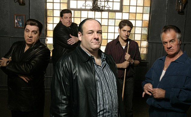 Bad role models: Experts are comparing families of fraudsters targeting pension savers to television mobsters The Sopranos