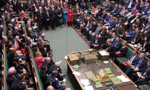 British Mps Reject No-deal Brexit At Any TimeUK Parliament/Jessica Taylor