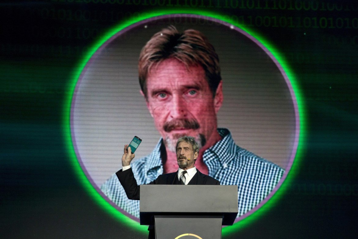 john mcafee, cryptocurrency, bitcoin