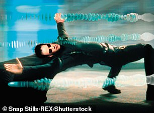 Like the move 'The Matrix' users could use brain to computer interface to instantly download information