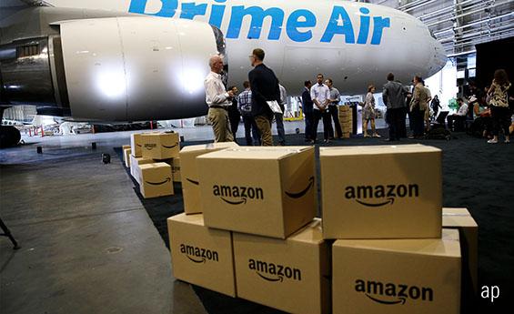Amazon Set for Upgrade After Prime Delivery Enhanced - BusinessTelegraph