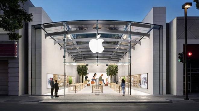 Northern California Apple Store thefts restart, $100K in