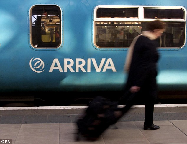 Time to alight? German transport giant Deutsche Bahn is reportedly keen to sell its Arriva business