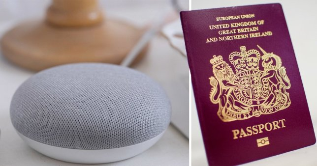 Just ask and Google will tell you how to get a passport (Getty)