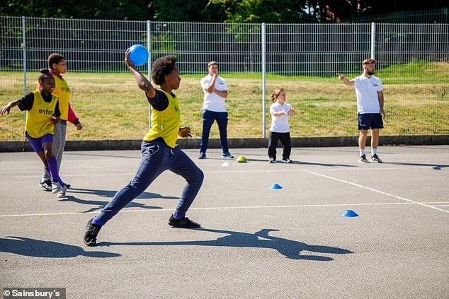 The clubs offer a range of activities including gymnastics, tennis, cricket, dodgeball, football as well as play, dance and arts and crafts.