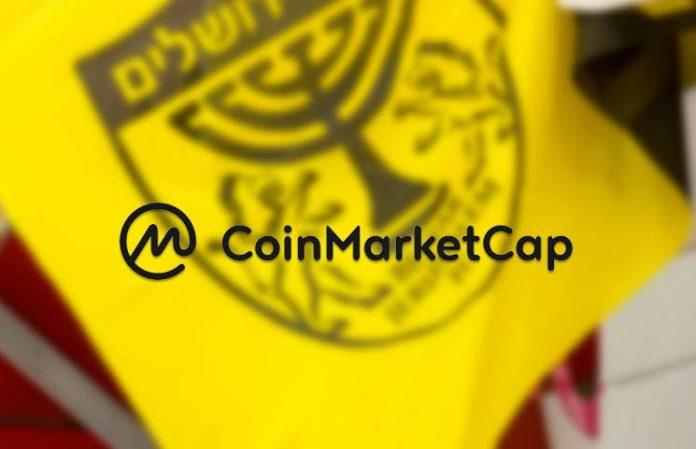 CoinMarketCap Sponsors Major Israeli Soccer Team, Beitar Jerusalem Football Club