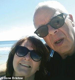 Irene & Ian Bristow have struggled to get their money back from Argus Car Hire