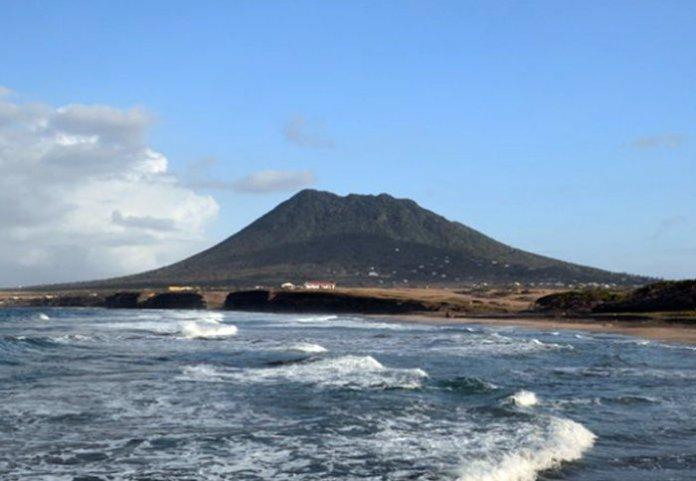 *Quill Volcano on St Eustatius Island, Lesser Antilles