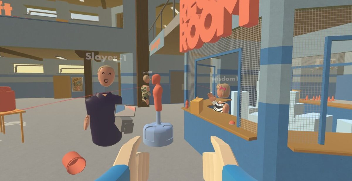 Image result for Rec Room is coming soon to iPhone and iPad