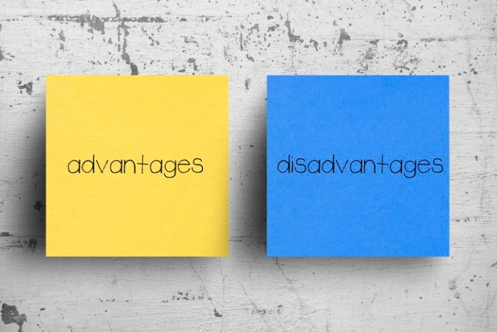 What are the advantages and disadvantages of credit cards?