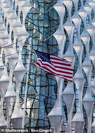 The US Embassy owes the UK the most, racking up almost £12million in motoring charges