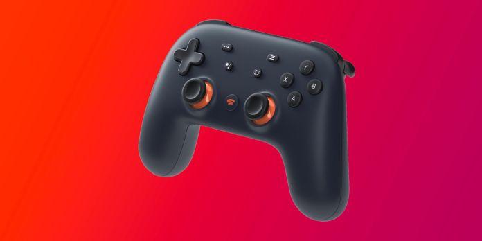 stadia-black-controller