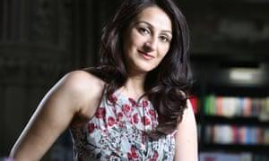 The festival's director, Syima Aslam.