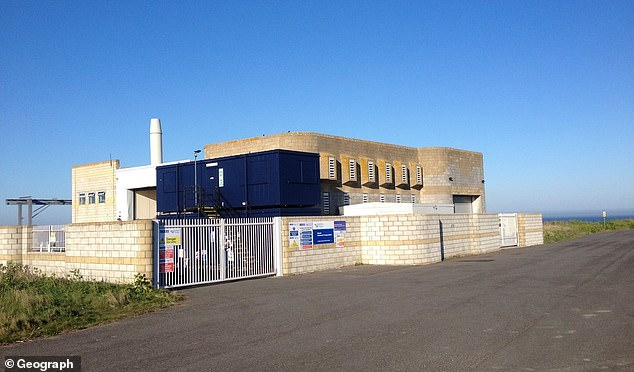 Southern Water must pay a record £126 million package of fines and rebates after misreporting its performance (pictured, Margate sewage works)