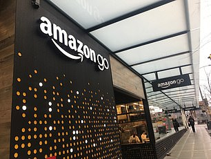 Amazon currently has 13 Amazon Go stores