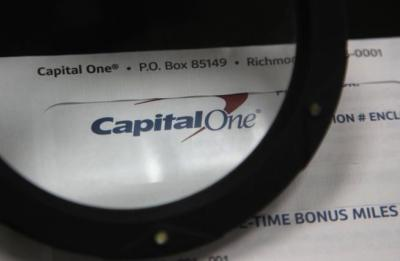 Capital One mail in North Andover last week. A security breach at Capital One Financial, one of the nation's largest issuers of credit cards,