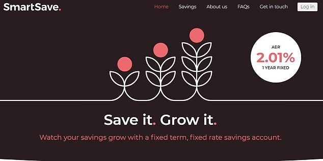 SmartSave launches table topping one-year fixed rate savings