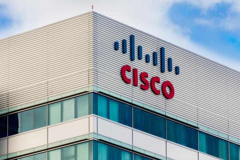 Cisco Rises 4.02%